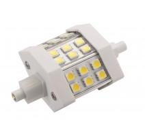 LAMPARA LINEAL LED J78 4W 2700K R7S