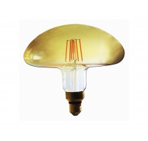 LAMPARA DECORATIVA LED GIGANTE SETA - VINTAGE GOLD M205 8W E27 2700K