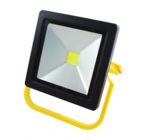 FOCO EXTERIOR LED RECARGABLE, 10W - IP44