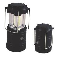 LINTERNA DE CAMPING LED GRAN POTENCIA. GANCHO COLGADOR E IMÁN - 10 W