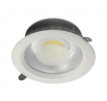 DOWNLIGHT LED EMPOTRABLE REDONDO.