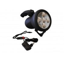 LINTERNA CAÑON 5 LED TOTAL3,5W - LARGA DURACION