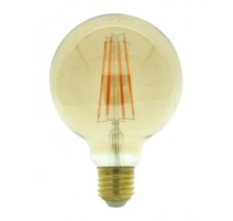 BOMBILLA LED DECORATIVA. GLOBO G95. E27. 230 VAC.