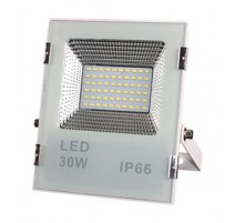 FOCO EXTERIOR LED 30W - PROFESIONAL IP66.