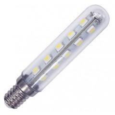 LÁMPARA TUBULAR LED E14 3W 3000°K 250LM 360° 18X95MM