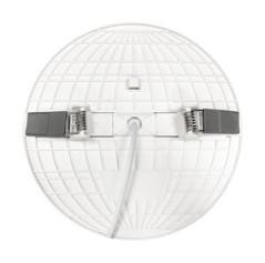 DOWNLIGHT LED REDONDO 18W, SIN MARCO, AJUSTABLE, IP20.